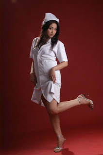 Indocenter pusatnya gadis indonesia virnie ismail for Spa uniform indonesia
