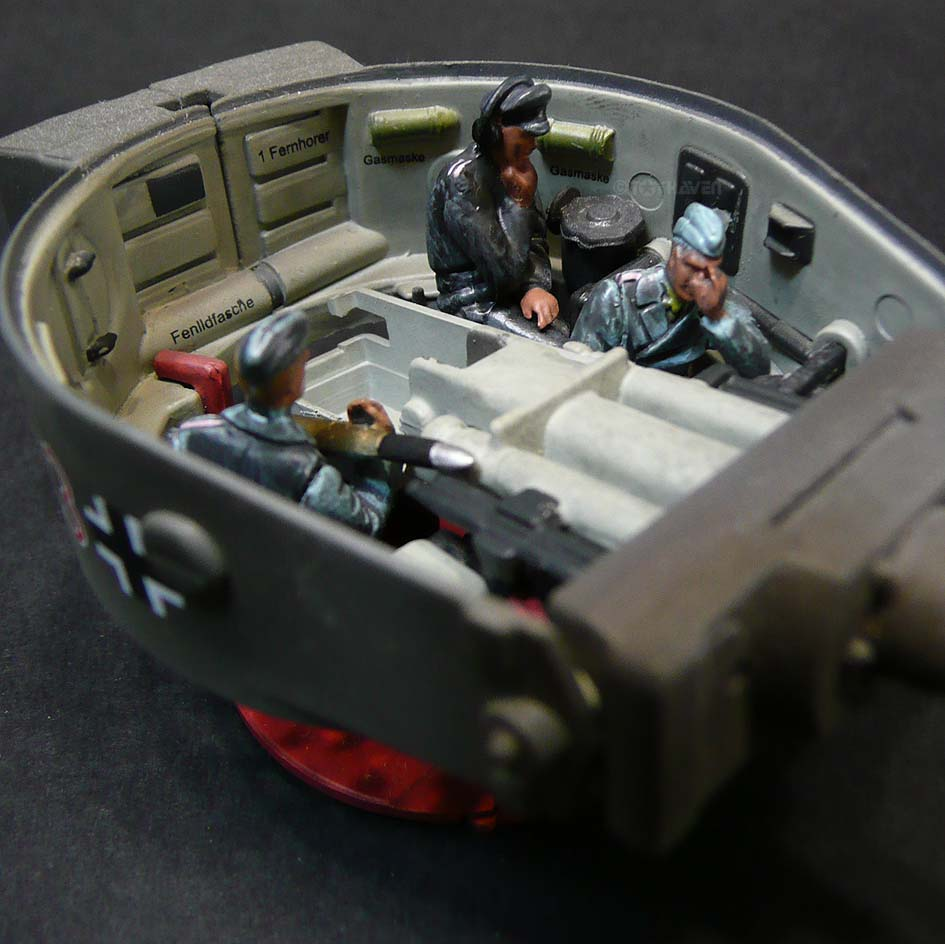 Tiger Tank Interior Model: Toyhaven: A Look Inside The Doulos