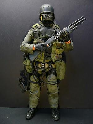 benelli combat shotgun