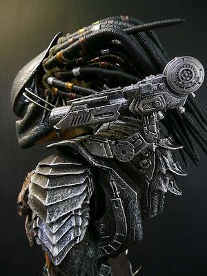 "toyhaven: ""Aliens vs Predator"" Hot Toys 1/6th scale Scar ..."