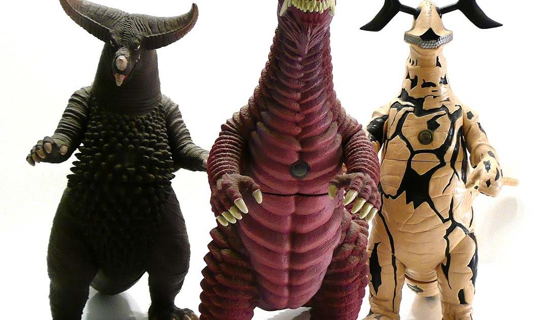 Toyhaven: Ultraman Monsters