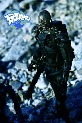 T 700 Terminator toyhaven: T for two? Hot Toys T-600 and T-700