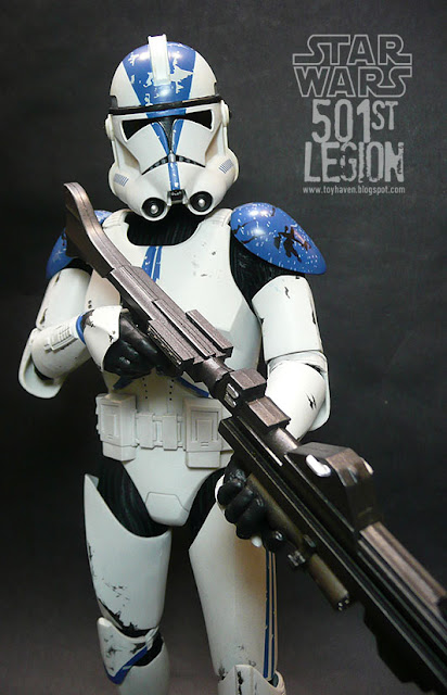 trooper Naked star wars clone