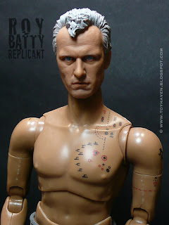 roy batty replicant