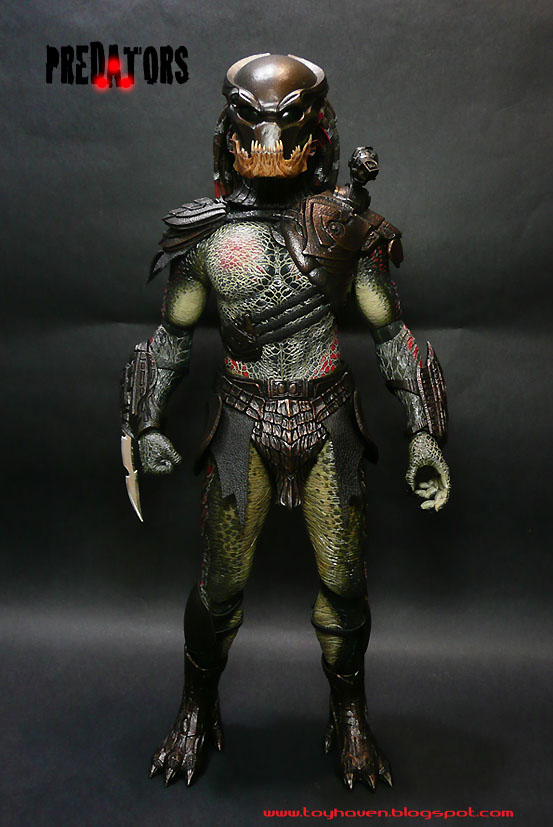 toyhaven hot toys berserker predator review ii