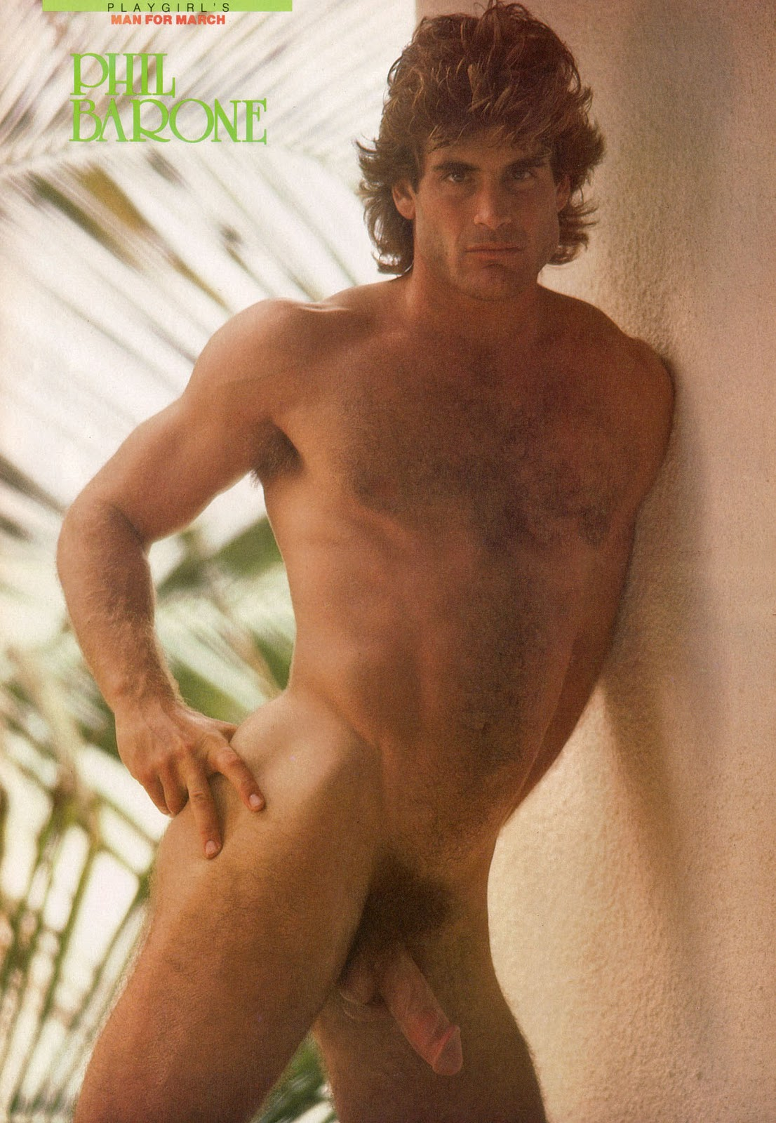 mythulinity retromale dept playgirl magazine phil barone