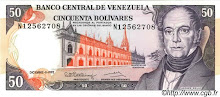 Billete de 50 Bs