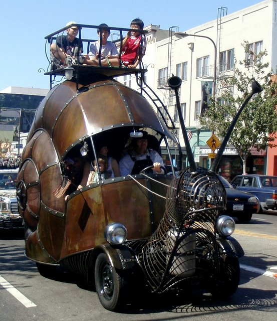 Ποια θα ειναι η επομενη μοτο του σαλιγγαρου??? (solved) Snail+car+people