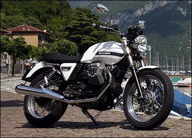 Moto Guzzi V7 Classic.