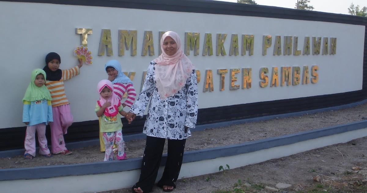 halaman kasih ...cahaya hatiku: sambas, Indonesia