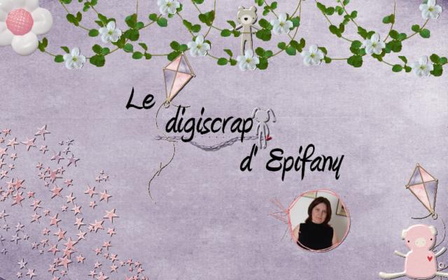 Le digiscrap d'Epifany