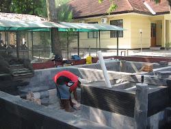 kolam air mancur