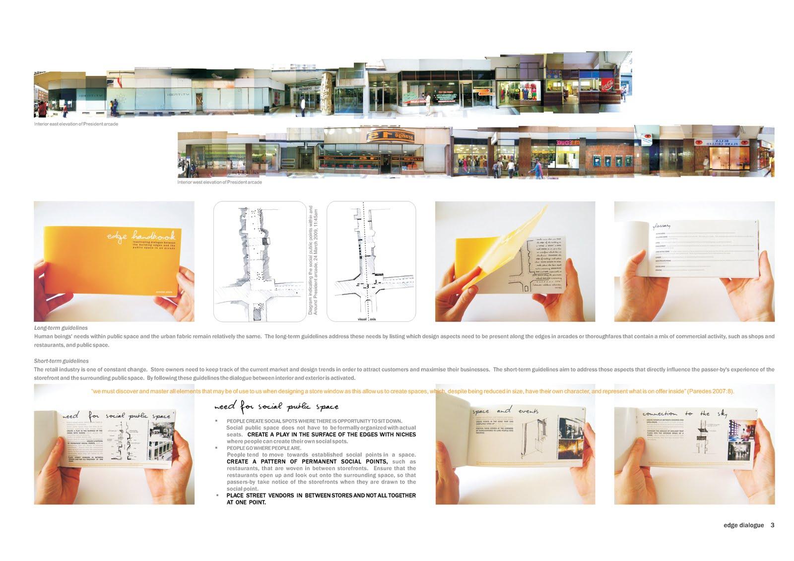 THESIS  Urban Design and Development of a Public Space     Bridge Jen Krava