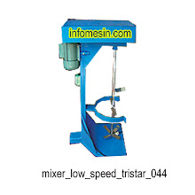 Mixer Low Speed untuk produksi Sabun Cair & Lotion Kosmetik