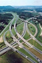 Rodovia privatizada em São Paulo - Sistema Anhanguera/Bandeirantes