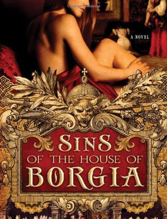 GIVEAWAY: Sins of the House of Borgia by Sarah Bower