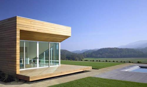 Zero emissioni il prezzo delle case prefabbricate for Prezzo casa in legno