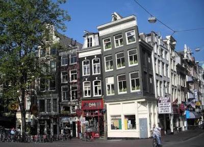 case di legno, amsterdam