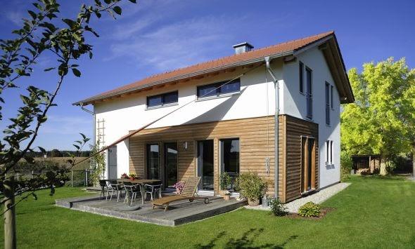 Luxury homes designs legno e pietra per le case prefabbricate for Case in legno e pietra