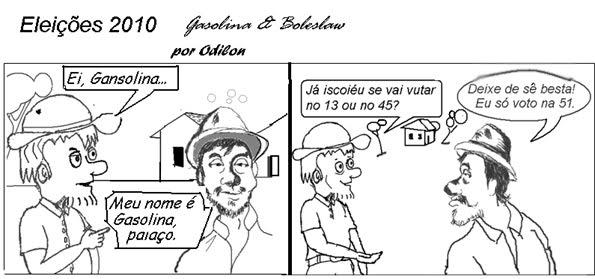 ELEIÇÕES 2010