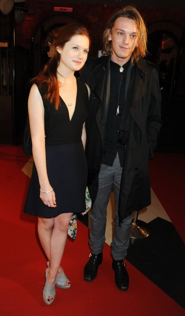 Twilight Gallery: Jamie Campbell Bower And Bonnie Wright ...