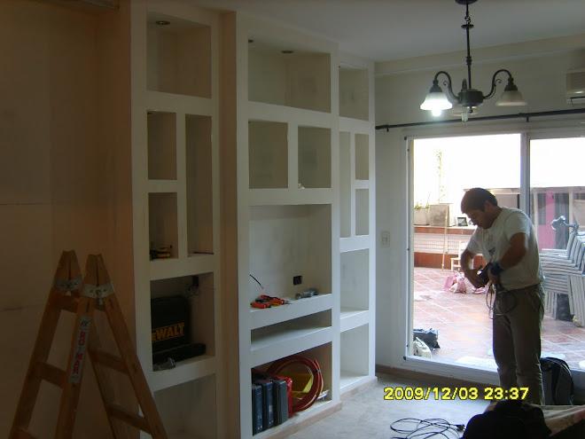juanjofernandes - construcciones & servivios ( durlock )