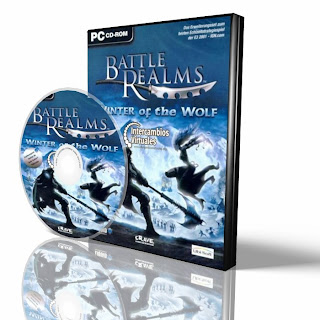 Battle Realms Winter Of The Wolf / juegos 