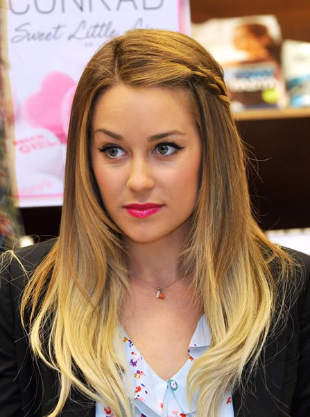 Here are some of the celebs rocking this look. Lauren Conrad