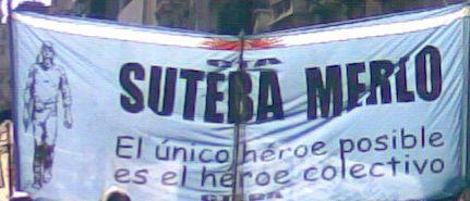 SUTEBA MERLO