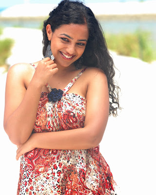 Actress  Nithya Menon Latest Photo Gallery glamour images