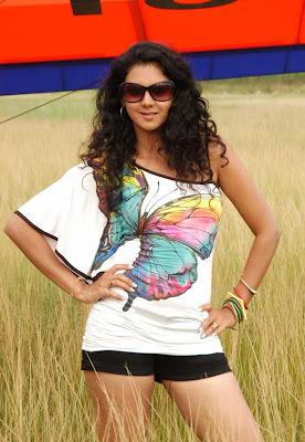 Actress Kamna Jetmalani  Hot  Photo Gallery navel show