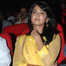 Anushka in Yellow Churidar  Cute Photos