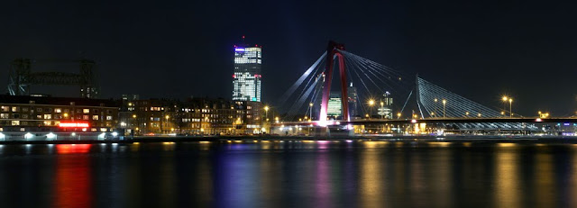 Rotterdam Maas - Willemsbrug 2011