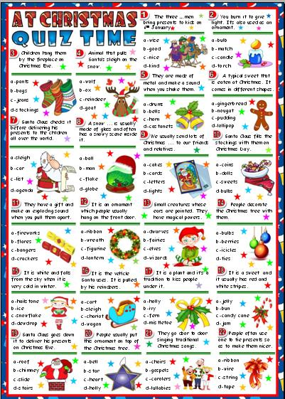 Fabulous image with free printable christmas song picture game