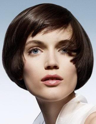 Model rambut bob 2010 by wella professionals