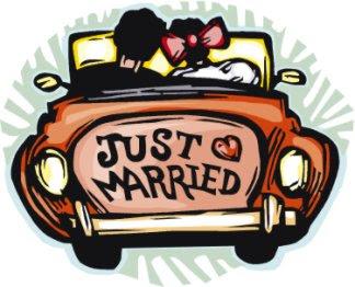 absence de courte durée tres prochainement.. - Page 2 Just+married