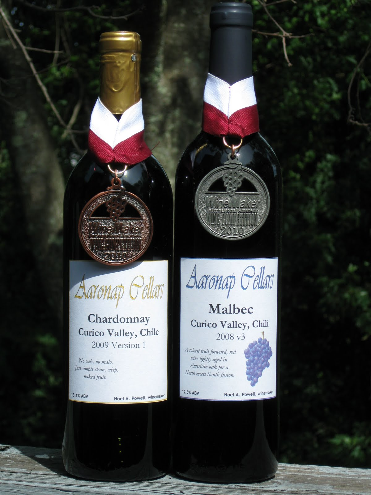 2007 international amateur winemaking competition port