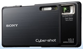 Sony DSC-G3 Cybershot WiFi Camera