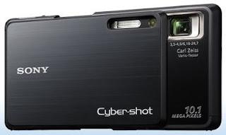 Sony DSC-G3 Cybershot WiFi Camera
