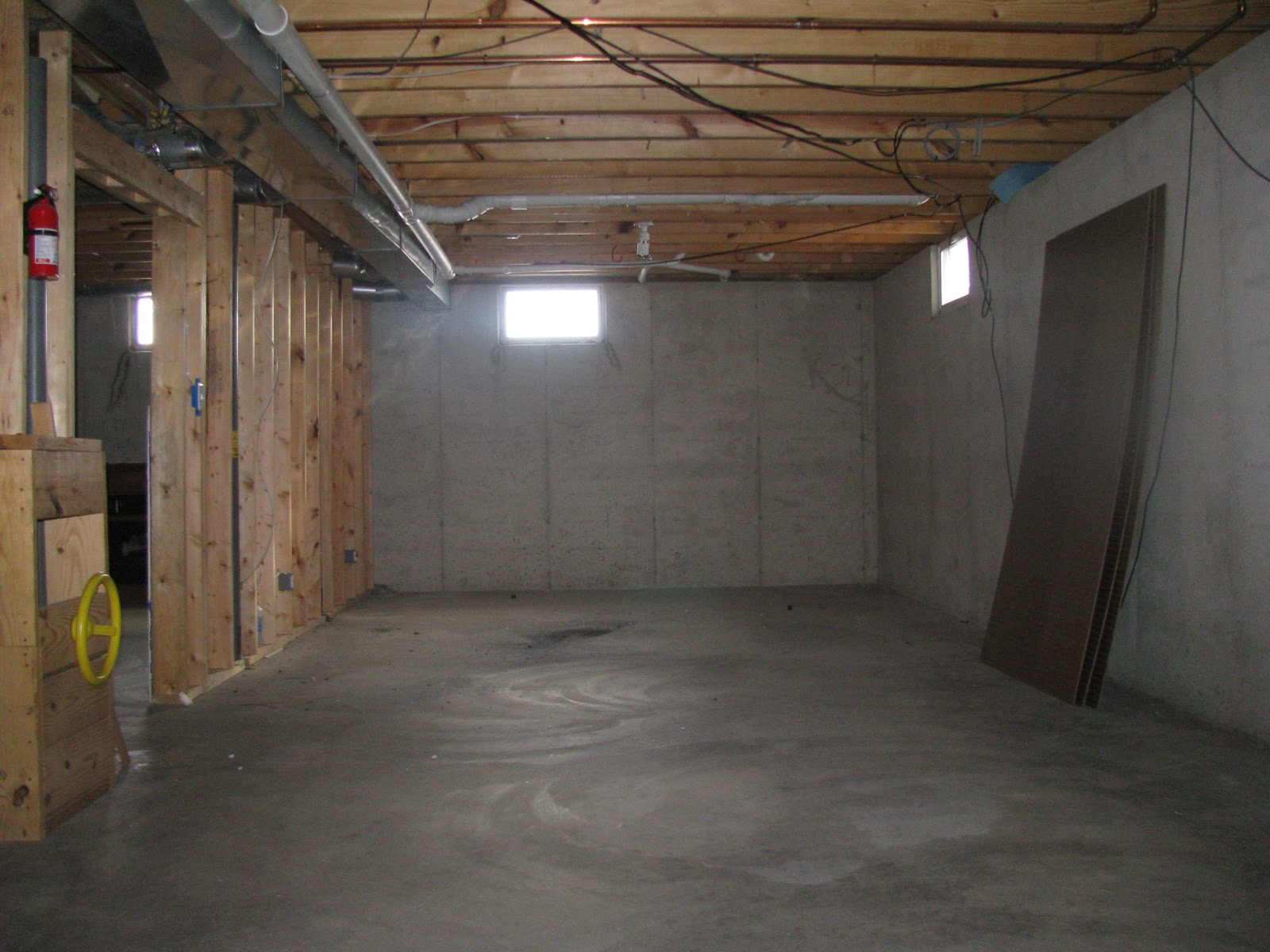 unfinished basement bedroom 28 images 25 best ideas On appraisal value of unfinished basement