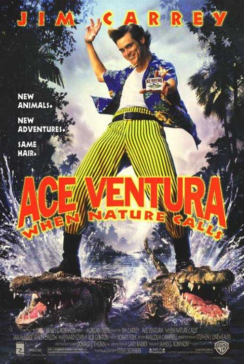 Ace Ventura: Operación África (1995)