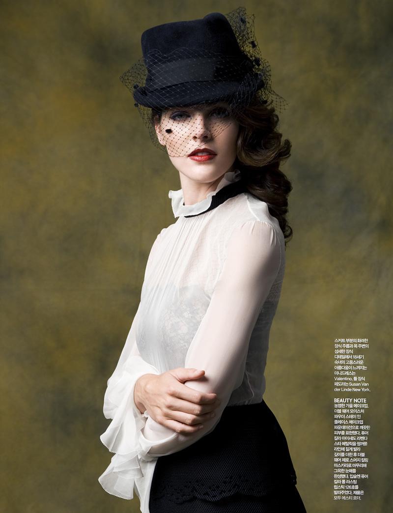 Beauty Hilary Rhoda