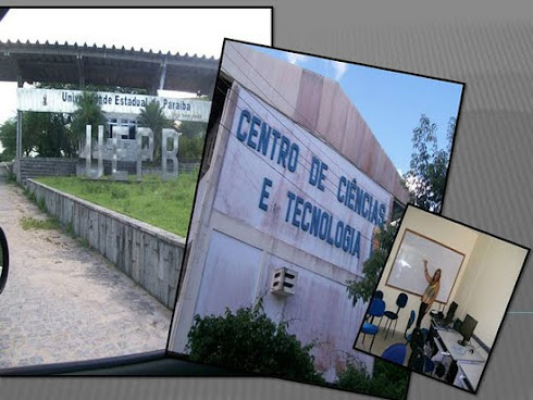 Meu Cenário : UEPB Universidade Estadual da Paraíba