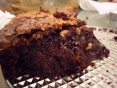 Good Looking Home Cooking: Cake Art Brownies with Walnuts ...
