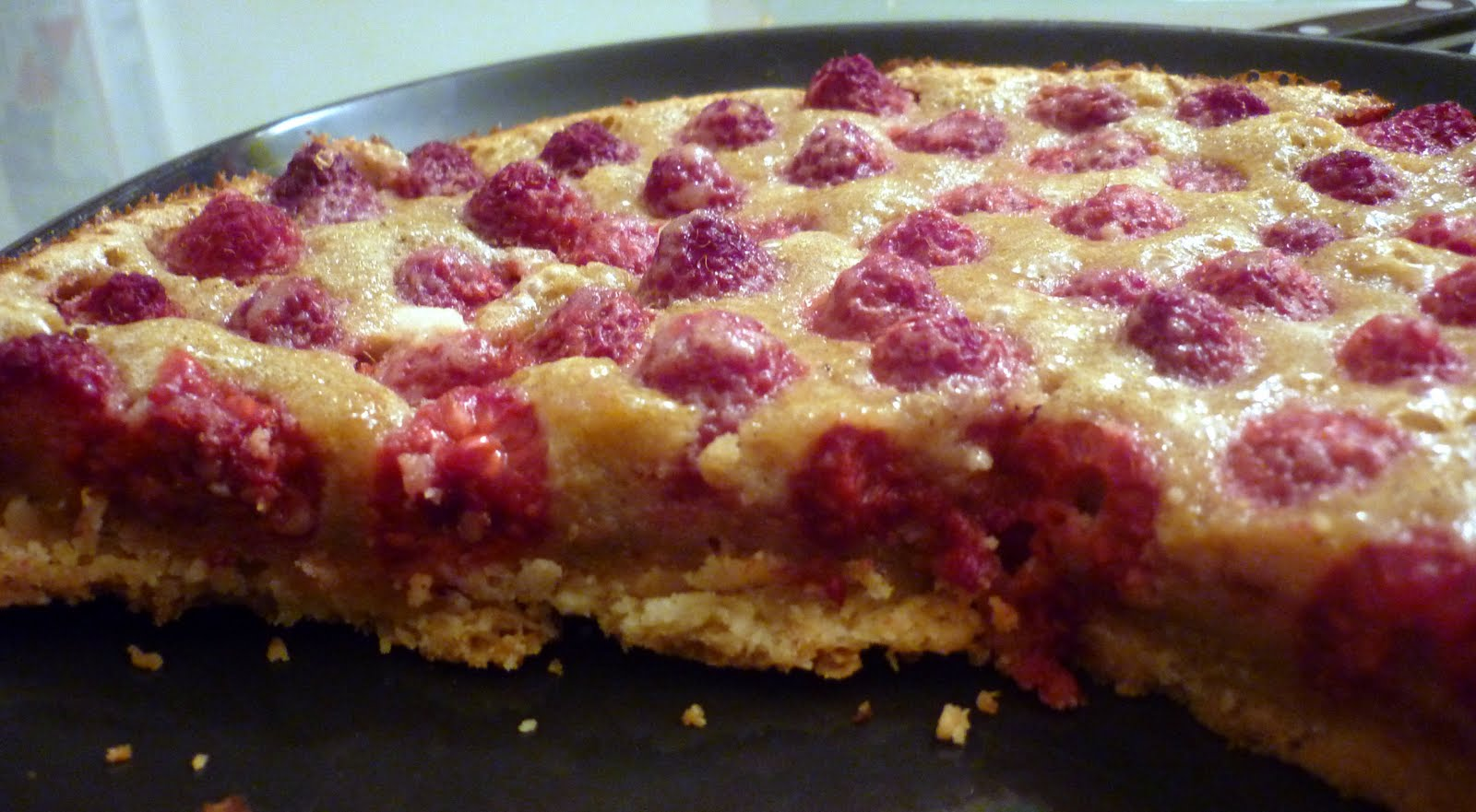 Good Looking Home Cooking: Brown Butter Raspberry Tart