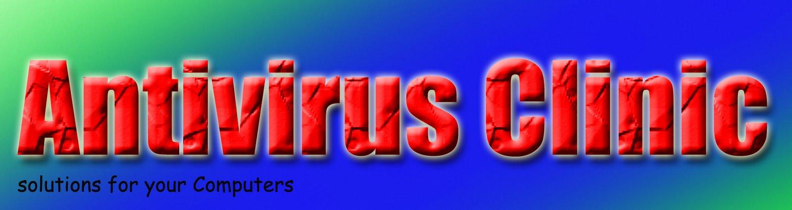 AntiVirus Clinic