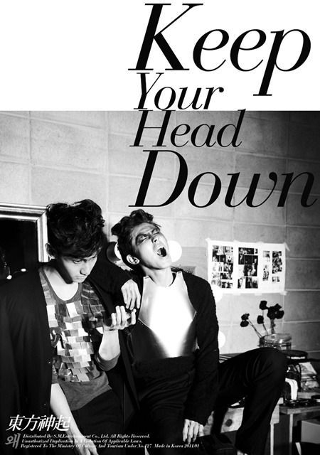 [Video] TVXQ is back with ' Keep Your Head Down' & 'How Can I'