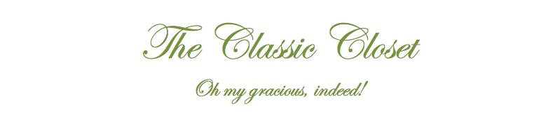 The Classic Closet