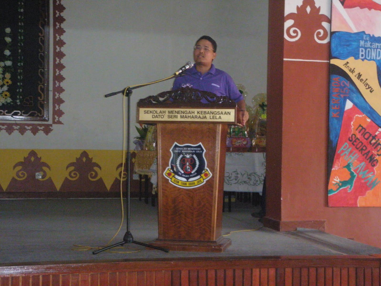 27 JUN 2010: SEHARIAN BERSAMA PROGRAM KETUA PEMUDA UMNO BAHAGIAN PASIR