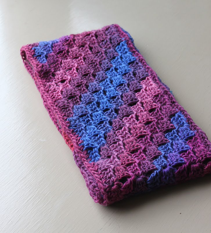 Crochet Stitches Good For Scarves : Anacapa Knits: Crochet Away The New Year